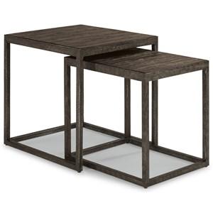 Wynwood, A Flexsteel Company Canyon End Tables