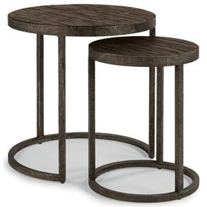 Wynwood, A Flexsteel Company Canyon Lamp Tables