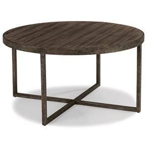 Wynwood, A Flexsteel Company Canyon Cocktail Table