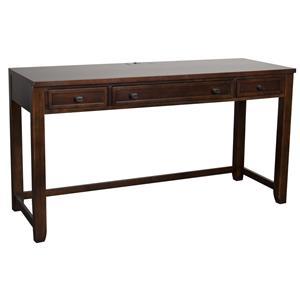 "Morris Home Furnishings Westminster Westminster 60"" Writing Desk"