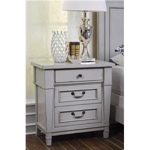 Folio 21 Stone Harbor Nightstand