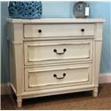 Folio 21 Stoney Creek Youth Three Drawer Chest - Item Number: 683Y-11