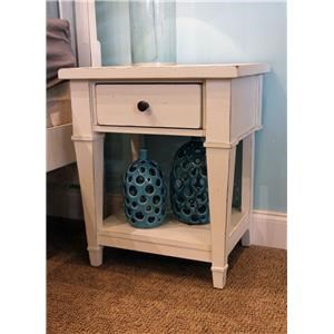 Folio 21 Stoney Creek Youth One Drawer Nightstand