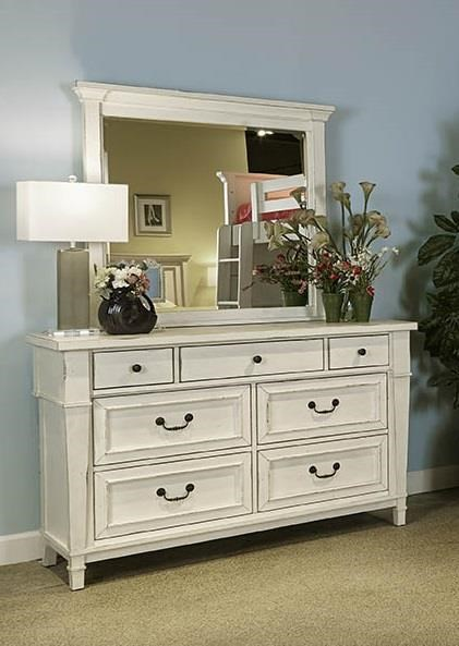 Folio 21 Stoney Creek Youth Dresser & Mirror - Item Number: GRP-683Y-DRM