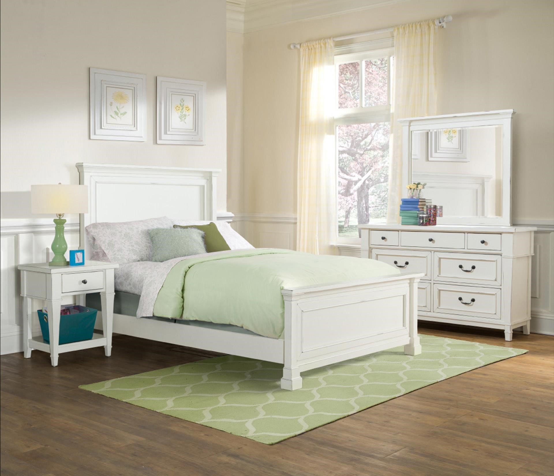 Folio 21 Stoney Creek Youth Full Panel Bed - Item Number: GRP-683Y-FULLBED