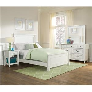Folio 21 Stoney Creek Youth Full Panel Bed