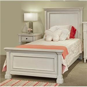 Folio 21 Stoney Creek Youth Twin Panel Bed
