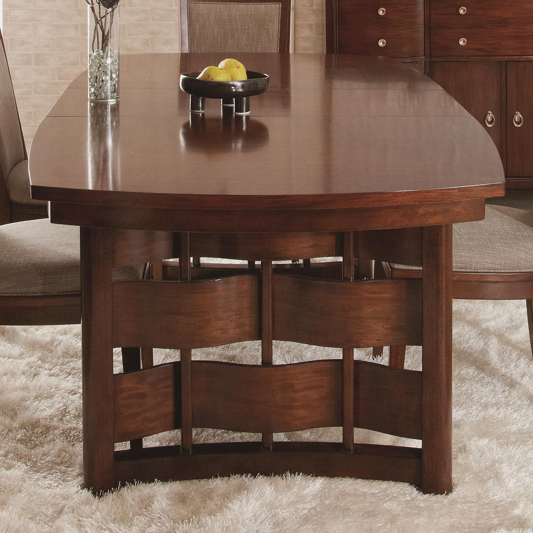Morris Home Furnishings Augusta Augusta Dining Table - Item Number: 697-406