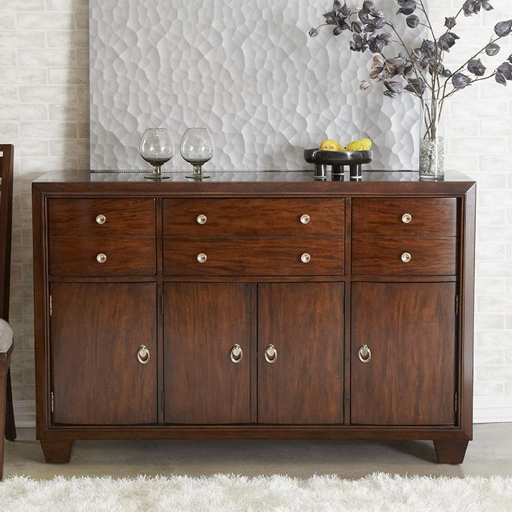 Morris Home Furnishings Augusta Augusta Sideboard - Item Number: 697-420