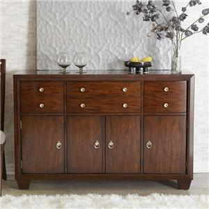 Morris Home Furnishings Augusta Augusta Sideboard