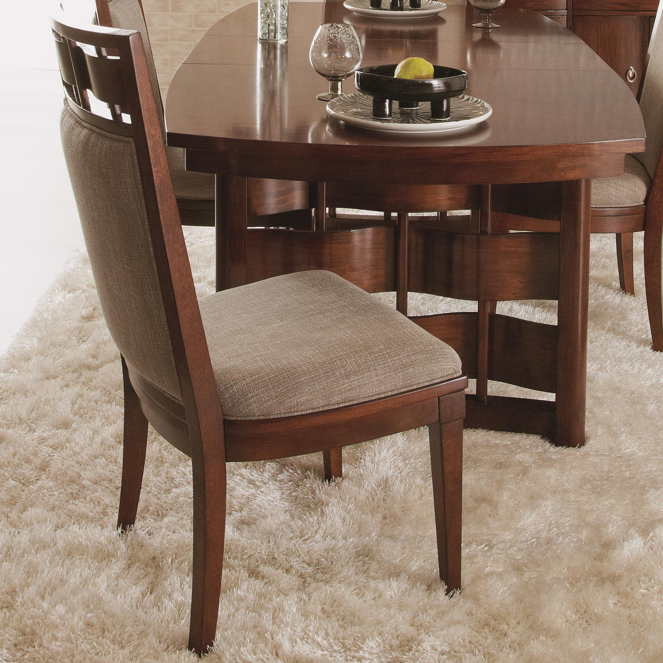 Morris Home Furnishings Augusta Augusta Dining Side Chair - Item Number: 697-434