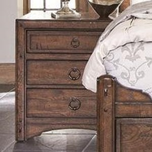 Folio 21 Chambersburg 3 Drawer Nightstand