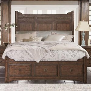 Folio 21 Chambersburg Queen Storage Bed