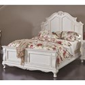 Folio 21 Chateau Monaco Queen Panel Bed - Item Number: 637-054+5+6