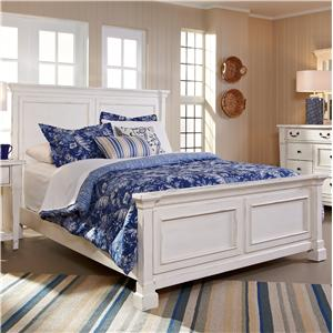 Folio 21 Stoney Creek King Panel Bed