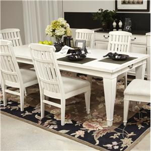 Folio 21 Stoney Creek Dining Side Chair With Fence Like