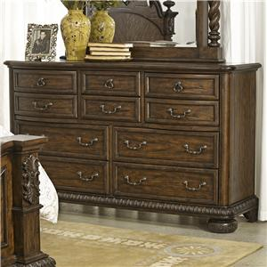 Morris Home Furnishings Yorktown Yorktown Dresser