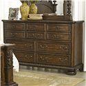 Morris Home Furnishings Yorktown Yorktown Dresser - Item Number: 456-001