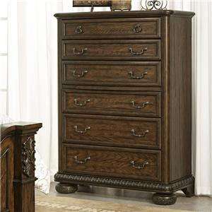 Morris Home Furnishings Yorktown Yorktown Chest