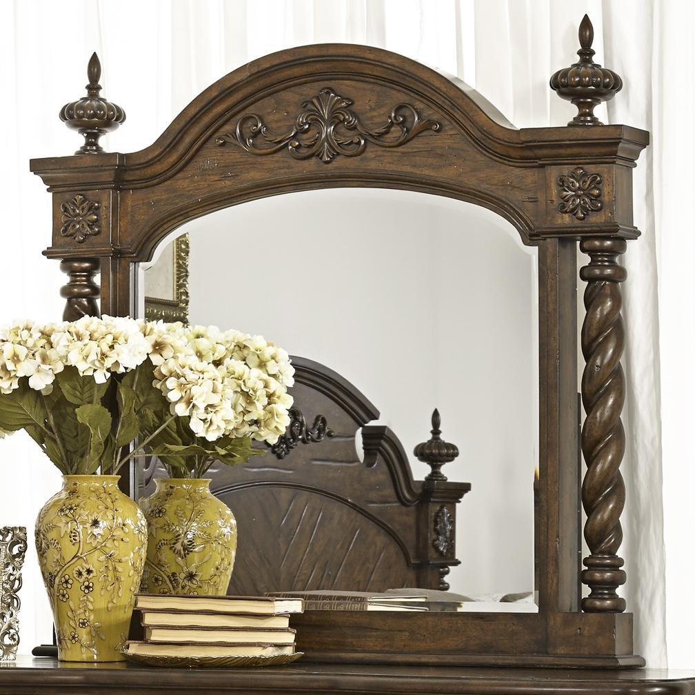 Morris Home Furnishings Yorktown Yorktown Mirror - Item Number: 456-021