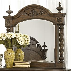 Morris Home Furnishings Yorktown Yorktown Mirror