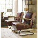 Four Hands Irondale Miles Club Chair - Item Number: CIRD-48E1C5-E3A5