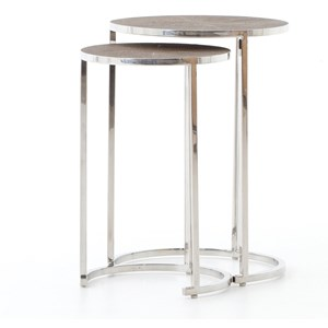 Four Hands Bentley Nesting End Tables