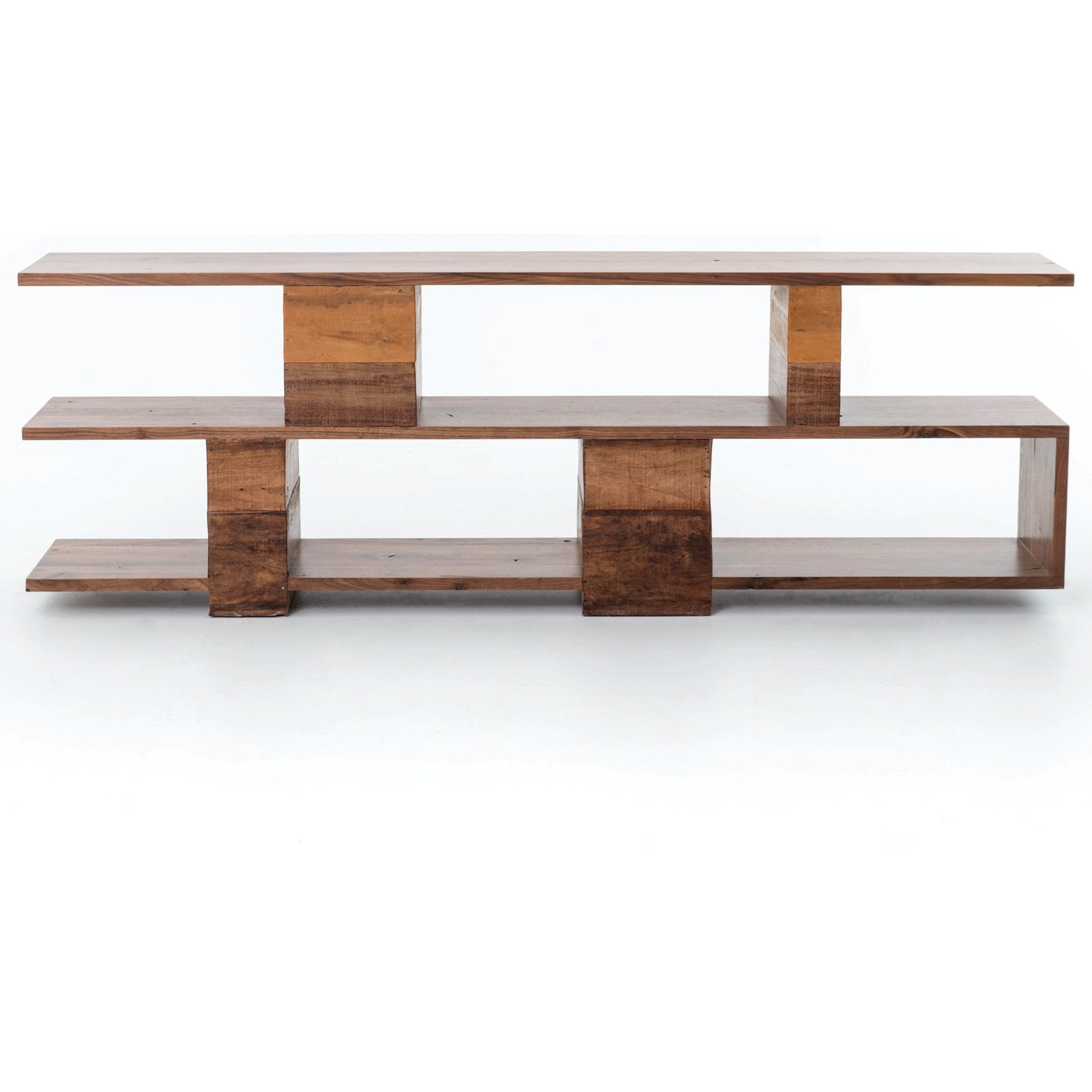 Four Hands Bina Ginger Console Table - Item Number: VBNA-CO102