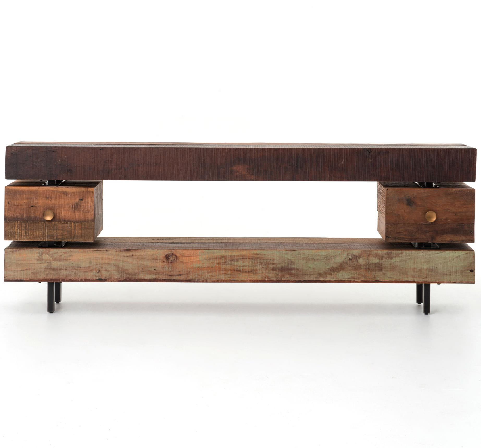 Four Hands Bina Dillon Console Table - Item Number: VBNA-CO115