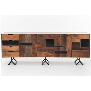 Four Hands Bina Gonzo Console