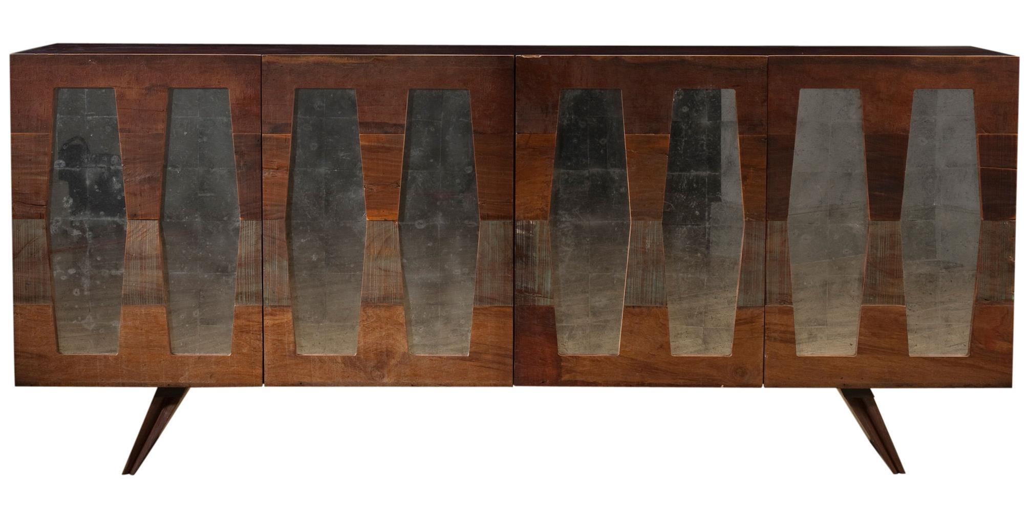Four Hands Bina Morgan Console - Item Number: VBNA-CO128