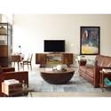 Four Hands Bina Mitchell Mid-Century Inspired Modern Desk