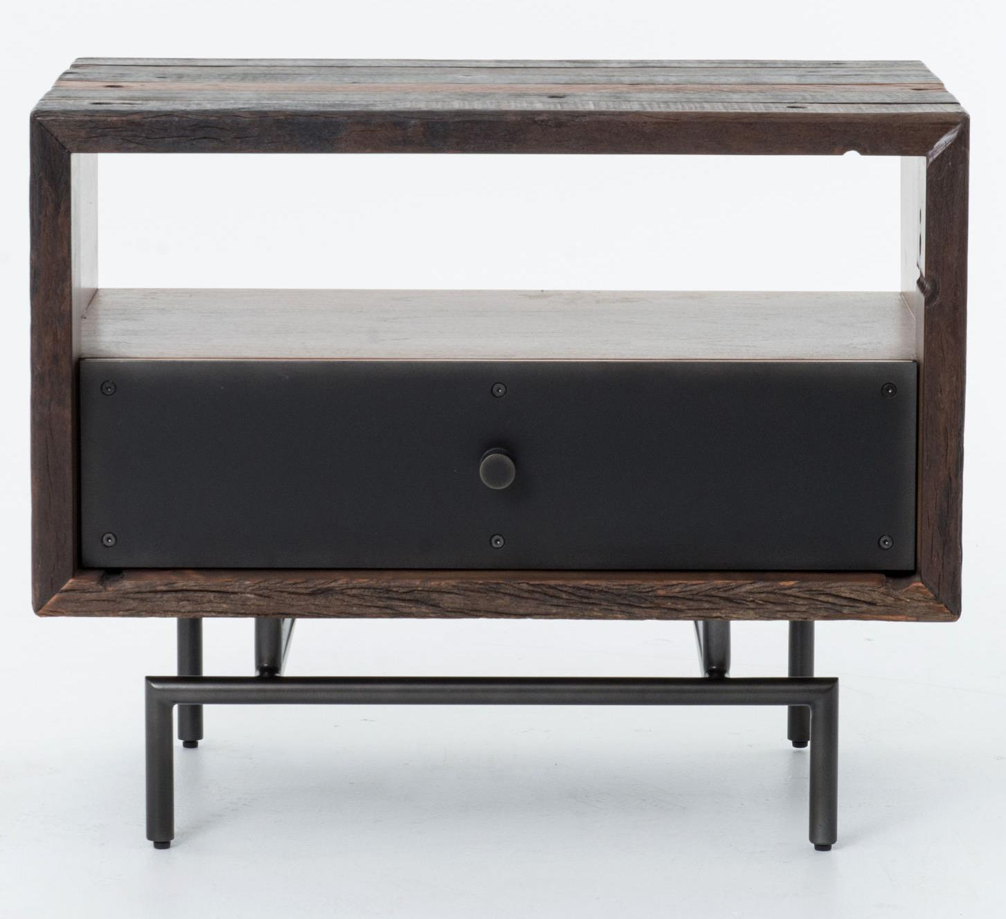 Four Hands Bina Nash Side Table - Item Number: VBNA-ST272