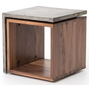 Four Hands Bina Freddie Side Table