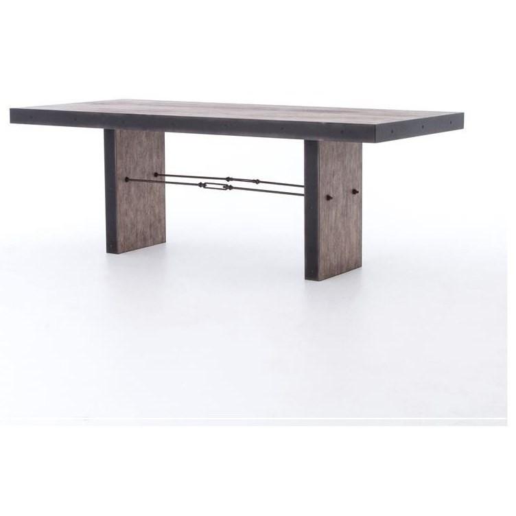 Four Hands Bina Gerard Dining Table - Item Number: VBNA-T312