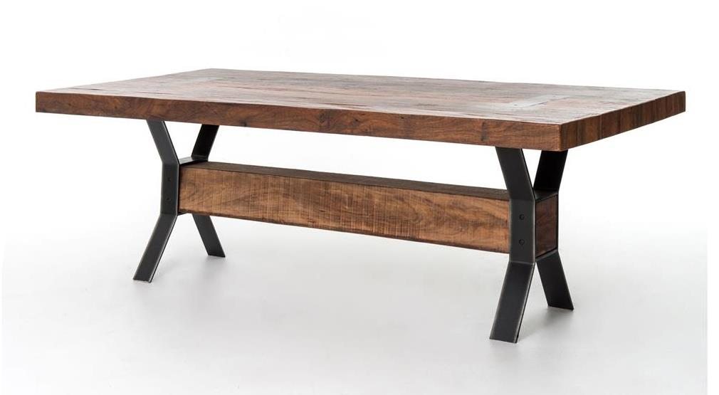 Four Hands Bina Tyson 72 Dining Table - Item Number: VBNA-T505