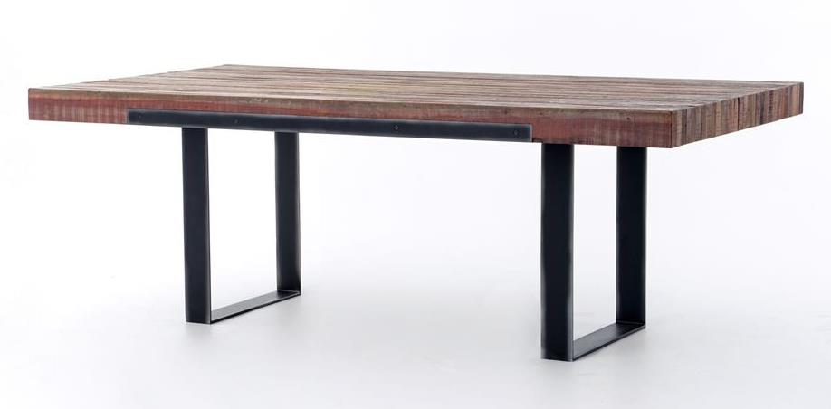 Four Hands Bina Graham 84 Dining Table - Item Number: VBNA-T513