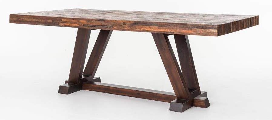Four Hands Bina Max 84 Dining Table  - Item Number: VBNA-T528