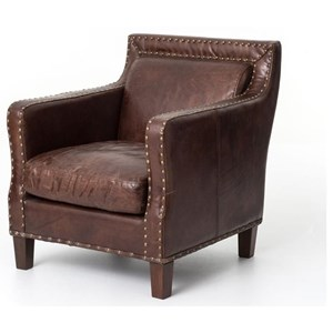 Four Hands Carnegie Alcott Club Chair