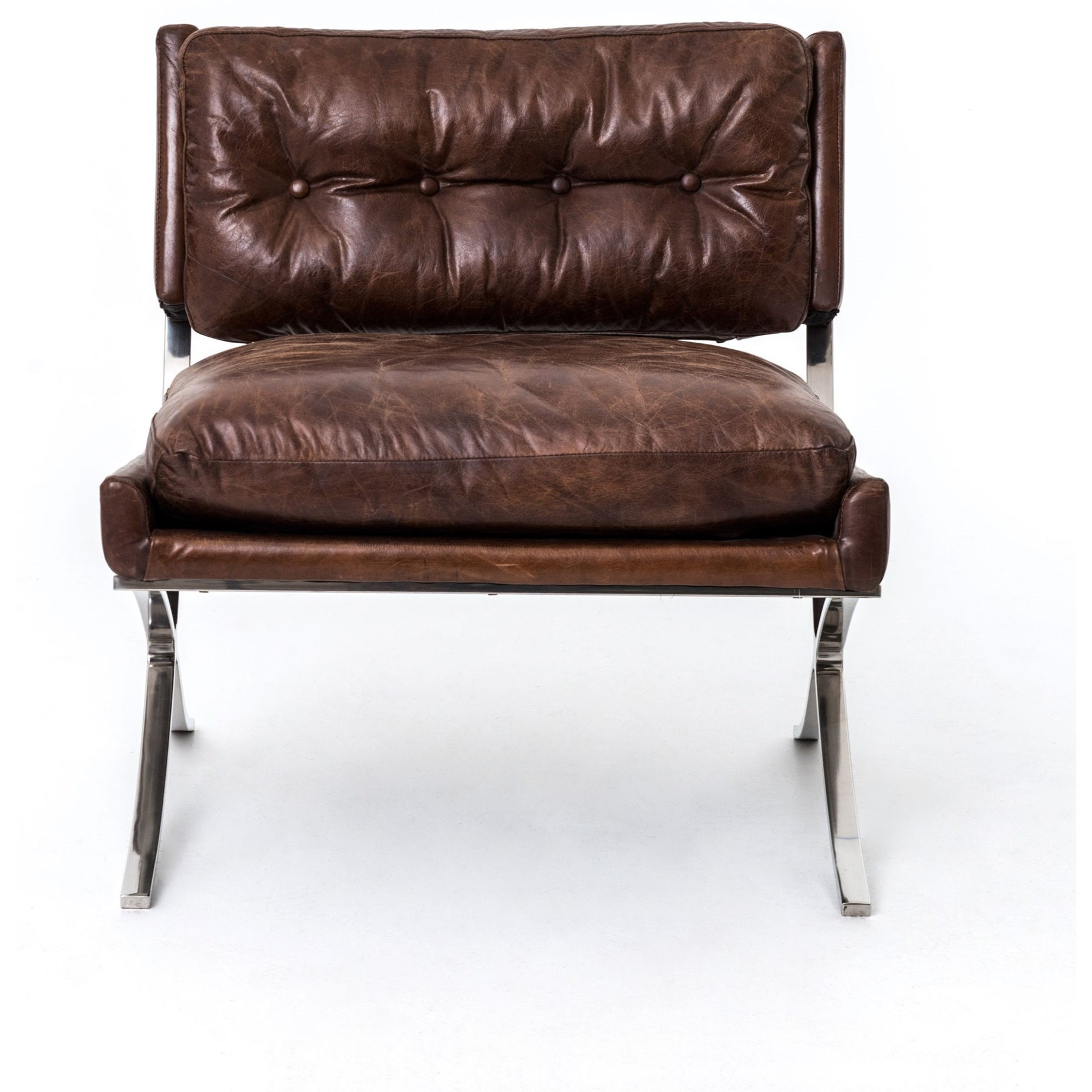 Four Hands Carnegie Heathrow Lounge Chair - Item Number: CCAR-T2