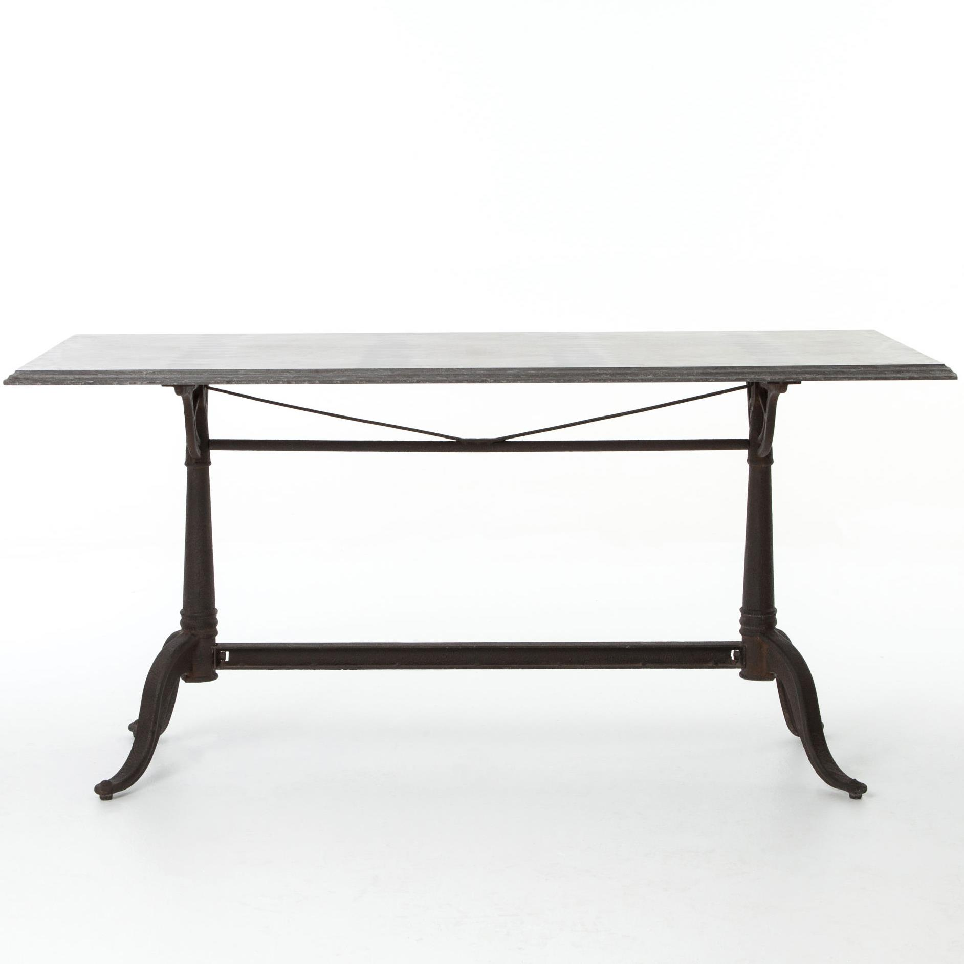 Four Hands Durham Parisian Dining Table - Item Number: CIMP-4K
