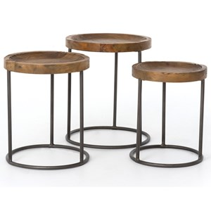 Four Hands Durham Tristan Nesting Tables