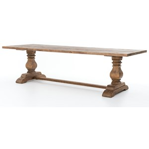 "Four Hands Durham Durham 110"" Dining Table"