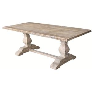 Four Hands Hughes Dining Table