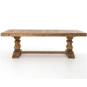 Four Hands Durham Castle Dining Table
