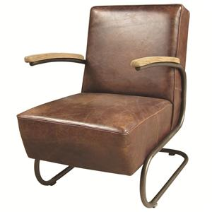 Four Hands Irondale Miles Club Chair