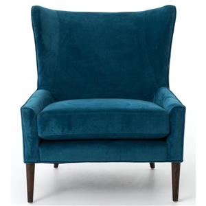 Four Hands Kensington Wing Chair