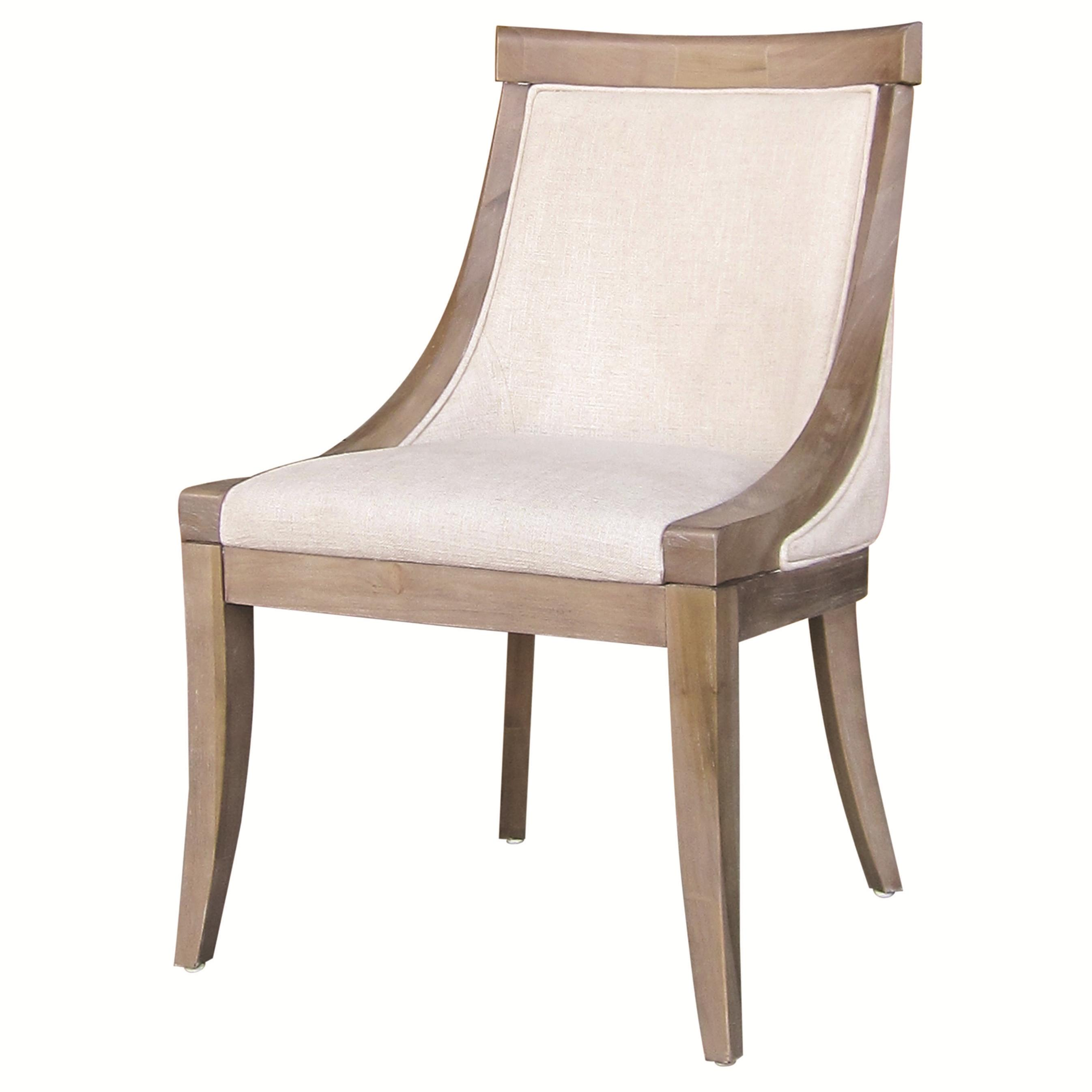 Four Hands Metro Florence Dining Chair - Item Number: CLIN-G2F-017
