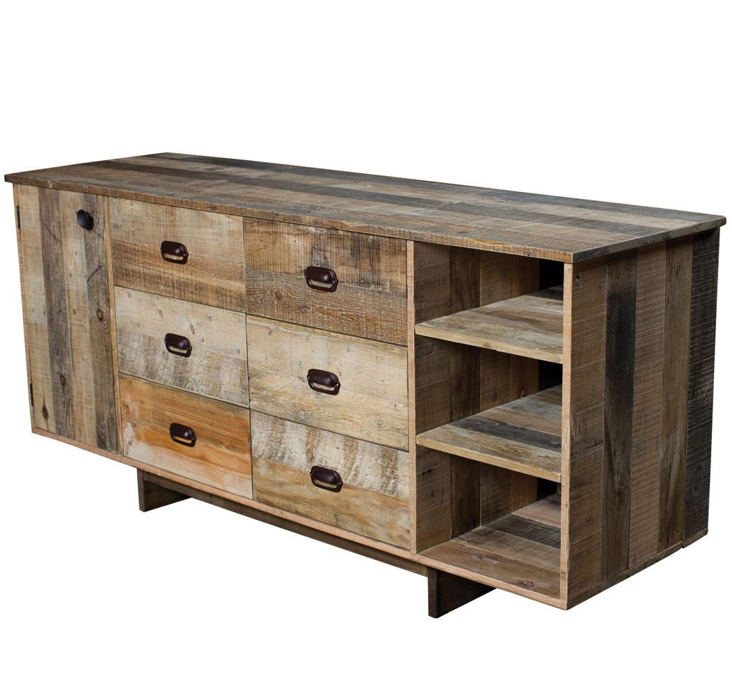Four Hands Sierra Whitney Sideboard - Item Number: VFH-010
