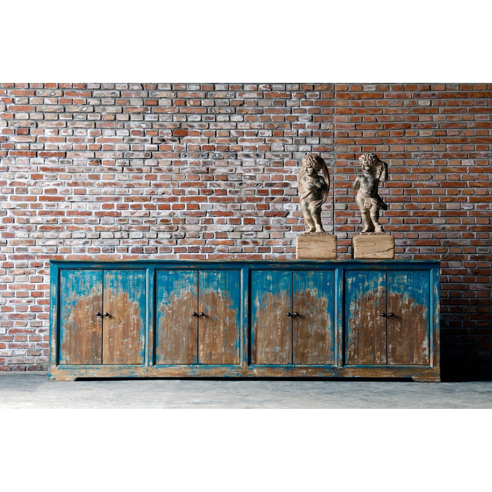 """Four Hands Van Thiel The """"It Takes An Hour"""" Sideboard - Item Number: CVT-0032"""